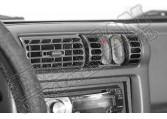 Nakładka kratki nawiewu pod przełączniki 97-06 Jeep Wrangler TJ