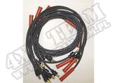 Komplet kabli zapłonowych 72-85 Jeep CJ/SJ