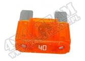 Bezpiecznik płytkowy 40A
