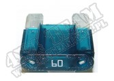 Bezpiecznik płytkowy 60A