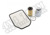 Zestaw filtrów, 2.8L Diesel; 07-17 Wrangler JK