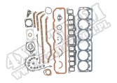 Komplet uszczelek silnika 4.2L 81-90 Jeep CJ/Wrangler