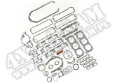 Zestaw uszczelnień silnika, 2.8L, 84-86 Jeep Cherokee