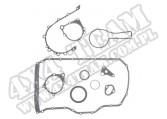 Komplet uszczelek dołu silnika 2.5L 92-02 Jeep Wrangler