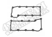 Uszczelki metalowej pokrywy zaworów; 02-10 Jeep KJ/KK/XK/WK, 3.7L