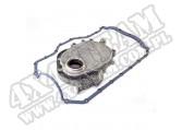 Obudowa łańcucha rozrządu komplet 2.5L 94-02 Jeep Wrangler