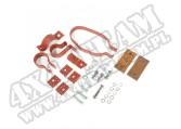 Akcesoria montażowe układu wydechowego 41-45 Willys MB/Ford GPW