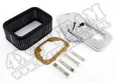 Adapter filtra powietrza 72-90 Jeep CJ/Wrangler