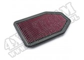 Stożkowy filtr powietrza wielokrotnego użytku 77x270mm