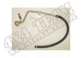 Wąż ciśnieniowy ukł. wspom. kier. 80-86 Jeep CJ
