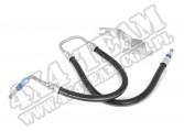 Wąż ciśnieniowy ukł. wspom. kier. 3.7L 06-07 Jeep Liberty