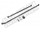 Steering Kit, Tie Rod/Drag Link, Heavy Duty; 84-06 Jeep TJ/XJ/ZJ