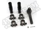 Steering Drag Link Assembly; 97-06 Jeep Wrangler TJ