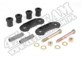 Suspension Leaf Spring Shackle Kit; 87-95 Jeep Wrangler YJ