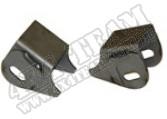 Suspension Control Arm Bracket Kit, Lower, HD; 97-06 Jeep Wrangler TJ