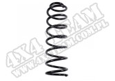 Suspension Coil Spring, Front; 97-06 Jeep Wrangler TJ