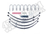 Suspension Lift Kit, 4 Inch, No Shocks; 55-75 Jeep CJ5/CJ6