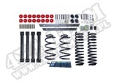 Suspension Lift Kit, 2 Inch, No Shocks; 97-02 Jeep Wrangler TJ