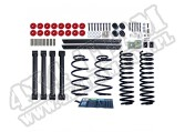Suspension Lift Kit, 2 Inch, No Shocks; 04-06 Wrangler Unlimited LJ