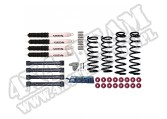 Suspension Lift Kit, 3 Inch, Shocks; 93-98 Jeep Grand Cherokee ZJ