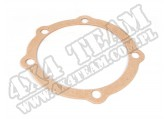 Transfer Case Power Take Off (PTO) Gasket; 41-71 Willys/Jeep, for D18