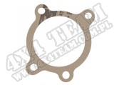 Brake Backing Plate Gasket; 41-45 Willys MB/Ford GPW