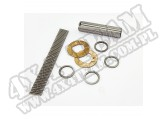 Transfer Case Intermediate Shaft Kit; 53-66 Willys/CJ, for Dana 18