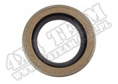 Transfer Case Output Shaft Seal; 45-79 Willys/Jeep, for Dana 18