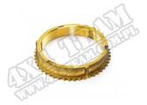 Transfer Case Shift Mode Synchronizer Ring, NP231; 87-95 Wrangler YJ