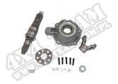 Transfer Case Mega Short Slip Yoke Eliminator (SYE) Kit; 88-06 YJ/TJ