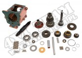 Transmission Kit, Unassembled, T90; 41-71 Willys/Jeep
