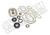 Transmission Rebuild Kit, AX5; 88-02 Jeep YJ/TJ/XJ/ZJ/MJ/SJ