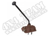 Transmission Shifter Assembly, T90; 41-71 Willys/Jeep