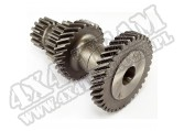 Transmission Cluster Gear, T90; 41-71 Willys/Jeep
