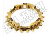 Transmission Blocking Ring Kit, T14; 67-75 CJ5/CJ6