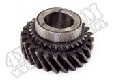 Transmission Gear, 2nd, T150; 76-79 Jeep CJ5/CJ7