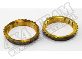 Transmission Blocking Ring Kit, T150; 76-79 Jeep CJ5/CJ7