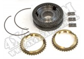 Transmission Synchronizer Assembly, 3/4 Gear, T170; 80-86 Jeep CJ