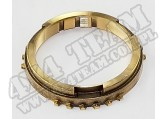 Transmission Synchronizer Ring, 1/2 Gear, T4; 80-86 Jeep CJ