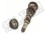 Transmission Cluster Gear Kit, T5; 82-86 Jeep CJ
