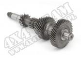 Transmission Cluster Gear, AX15; 87-99 Jeep YJ/TJ/XJ/ZJ/MJ/SJ