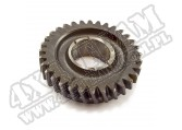Transmission Gear, 1st (2012-32), Peugeot BA10; 87-89 Jeep YJ/XJ/MJ