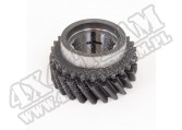 Transmission Gear, 3rd, T18; 72-79 Jeep CJ
