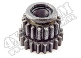 Transmission Idler Gear, Reverse, T18; 72-79 Jeep CJ