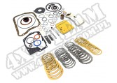 Transmission Rebuild Kit, 45RFE; 99-07 Grand Cherokee/Liberty