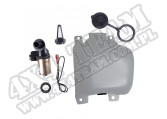 Windshield Washer Fluid Reservoir Kit, Pump/Filter; 72-86 Jeep CJ