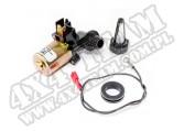 Windshield Washer Pump Kit; 72-86 Jeep CJ/SJ