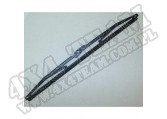 Windshield Wiper Blade, Rear, 16 Inch; 87-95 Jeep Wrangler YJ