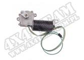 Windshield Wiper Motor, 4-Wire; 83-86 Jeep CJ5/CJ7/CJ8 Scrambler