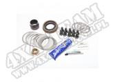 Mini Install Kit; 07-18 Jeep Wrangler JK, for Dana 44